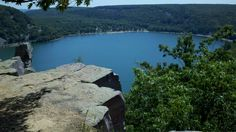 Devil's Lake State Park in Baraboo, WI... Haven't been here since I was about 5. Absolutely gorgeous! Can be dangerous. Home to rattlesnakes.