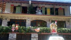 outdoor christmas decor!!