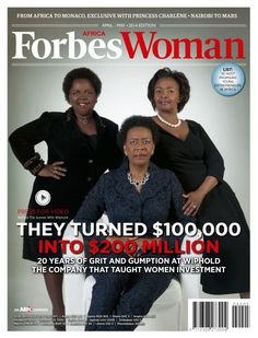 Get your digital subscription/issue of Forbes Woman Africa-April-May 2014 Magazine on Magzter and enjoy reading the magazine on iPad, iPhone, Android devices and the web. My Life Movie, My Future Career, Dream Career, Princess Charlene, Young Entrepreneurs, Women Lifestyle, Great Women, Black Girls Rock