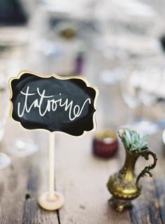 Romantic Wedding Chalkboard Signs, Wedding Table Numbers, Blank Chalkboard Table Stand, Wedding Chalkboards, As seen on Style Me Pretty Small Chalkboard Signs, Chalkboard Decor, Chalkboard Wedding, Wedding Chalkboards, Wedding Vases, Wedding Table Numbers, Wedding Signs, Our Wedding, Bridal Shower Rustic