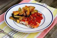 I told you guys I was going to do more seafood recipes… I realize that I JUST posted a salmon recipe, but I made this dish on Monday night and both Isaac and I really enjoyed it so I thought I would share. If you don't like salmon, I apologize, but it's my favorite fish!...CONTINUEREADING