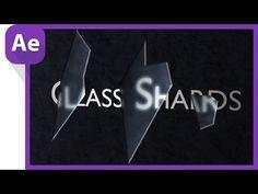 Create Broken Glass in AE