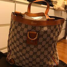 Gucci Bags - Gucci tote handbag