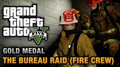 The Bureau Ride (Fire Crew Approach) Guide and Gameplay In GTA V