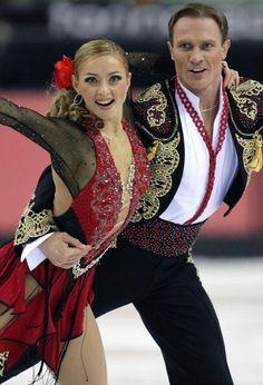 Tatiana Navka & Roman Kostomarov (Russia) #IceDancing #2006Torino#Gold