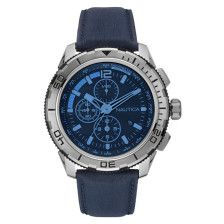 NST 101 BLUE CRYSTAL CHRONOGRAPH WATCH - Multi. Get wonderful discounts up to 50% Off at Nautica using Coupon and Promo Codes.