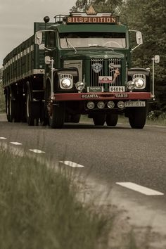 All Over The World, Sweden, Trucks, Cars, History, Classic, Hot, Big Trucks, Autos