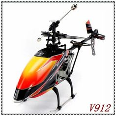 (5724.00$)  Watch here  - FULL Set for sale Free Shipping WLtoys v912 BIG Size 2.4G 4CH LED Screen Remote Control RC Helicopter Ar.drone V911 Upgrade Toy
