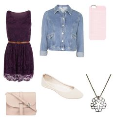 """NUMBER#3"" by ananasik21 ❤ liked on Polyvore featuring WearAll, Topshop, Wet Seal, M.N.G and Marc by Marc Jacobs"
