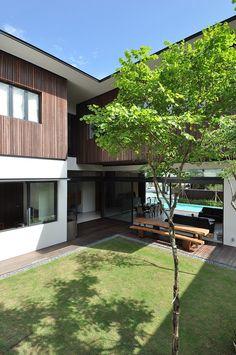 sunset terrace house architology 17 Stylish Bungalow Inspired Residence in Singapore: Sunset Terrace House