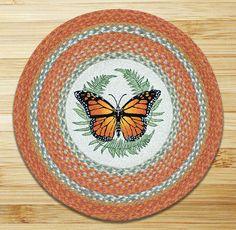 Monarch Printed Area Rug