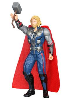 'The Avengers' Toys: Thor Action Figure from Walmart.