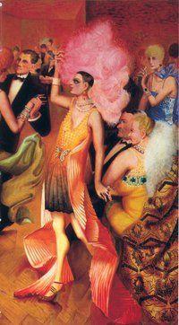Weimar Berlin nightclub
