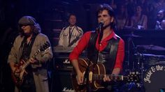 """John Stamos returns to his ficitional boy band 'Jesse and The Rippers."""""""
