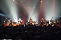 Eagles of Death Metal were entertaining the large crowd at the Paris venue on last Friday when extremists opened fire