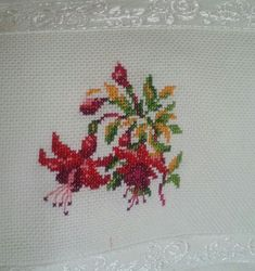 This Pin was discovered by nur Cross Stitch Horse, Cross Stitch Art, Cross Stitch Borders, Cross Stitch Flowers, Cross Stitching, Cross Stitch Embroidery, Hand Embroidery, Cross Stitch Patterns, Embroidery Patterns Free