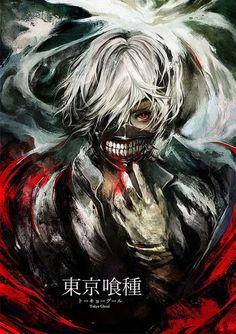 "104 Tokyo Ghoul - Manga Series Sui Ishida Japanese Anime 14""x20"" Poster in Art, Art Posters | eBay!"