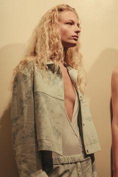 Thakoon SS16 Backstage womenswear Evan Schreiber