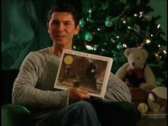 The Polar Express read aloud by Lou Diamond Phillips . THIS IS AWESOME! The kids were glued in awe as they listened. Great for our Polar Express Day! :)