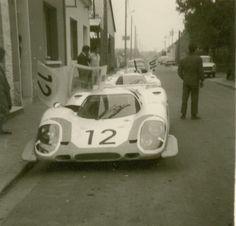 PORSCHE 917 LH 1969 Le Mans