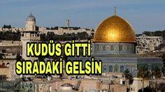 Donaldamca Kudüs'ü İsrail'in başkenti ilan ettiğinde hop oturup hop kalktılar… İslam'ın büyümesinden korkuyorlar diyordu Yahudi tekstilcilerin ürettiği türbanı kafasına bağ…
