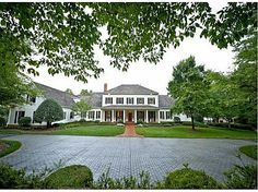Bethany's Rest, a breathtaking equestrian estate in the heart of Milton. Situated on nearly 50 acres, this amazing property will delight even the most discrim buyer. The Bill Baker designed main residence offers charm galore with room for the entire family. Wrap-around porch with stunning views. Terrace level in-law / au pair suite. Fitness center. #zillow