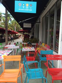 Miami Lincoln road shops