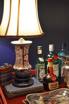 Love this Imari lamp