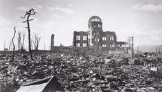 The Incredible Story of the Miracle at Hiroshima - Our Lady's Blue Army - World Apostolate of Fatima U. Hiroshima Et Nagasaki, Hiroshima Bombing, Fukushima, Nevada Test Site, First Atomic Bomb, Bomba Nuclear, Nuclear Bomb, Church Of Our Lady, Pearl Harbor