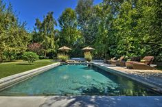 The home of hit TV show 24's lead character, Jack Bauer, is on the market, but this isn't the only time the 1939 residence has been in the limelight. It was also featured on CSI and was built by architect J. R. Davidson, who participated in the famed Case Study House program for Arts & Architecture magazine, for which a group of European expatriate architects were tasked with furthering modern design in the U.S. The midcentury-modern residence, constructed in Los Angeles's Encino…