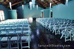 Tiffany Newcomb & Chris Webb :: Central Illinois Wedding Venue Reception Hall