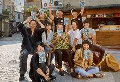 在台南這條不到100公尺的「正興街」,一本號稱全球視野最窄的雜誌誕生了 - The News Lens 關鍵評論網
