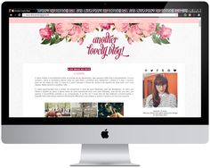 infinito mais um: HONEY, I CHANGED YOUR BLOG | Another Lovely Blog!