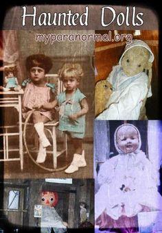 Famous Haunted Dolls