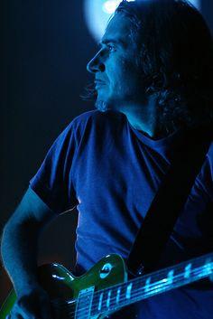 Stone Gossard   Pearl Jam   Worcester 10/15/13..love this shot