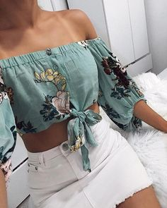 56 Trendy Summer Women Outfits for Holiday 2019 - Summer Outfits Summer Outfit For Teen Girls, Chic Summer Outfits, Summer Outfits Women, Casual Outfits, Cute Outfits, Fashion Outfits, 50 Fashion, Style Summer, Summer Holiday Outfits