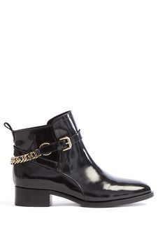 Wishlist: Paddock Ankle Boots by McQ Alexander McQueen