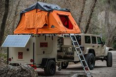 Whether you are looking for a go-to trailer for your regular camping trips or are hoping for something you can use in an emergency situation – the Base Camp Trailer is more than capable. Built to ...