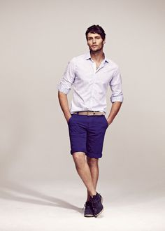 I want these purple shorts