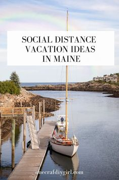 The complete guide to travelling to Ogunquit, Maine and the southern coast! #socialdistancevacation #mainevacation #vacationwithkids #fallweekendgetaways #weekendgetaways #newenglandtrips #roadtipideas New England Day Trips, New England Travel, Sailing Classes, Ogunquit Maine, Beach Trip, Beach Travel, Travel Humor, Stay The Night, New Hampshire