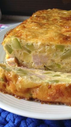 Discover recipes, home ideas, style inspiration and other ideas to try. Quiches, Salada Light, Tapas, Great Recipes, Favorite Recipes, Cooking Recipes, Healthy Recipes, Sweet And Salty, I Foods