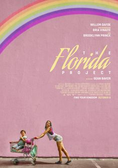 The Florida Project - Poster by Alecxps