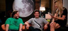 Video Licks: Jack Black & Adam DeVine Test Their Trivia Knowledge on 'The Grace Helbig Show