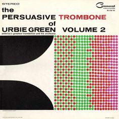 Urbie Green - The Persuasive Trombone of Urbie Green Volume 2 (1962)