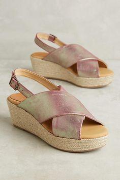 Matt Bernson Portofino Wedge Sandals