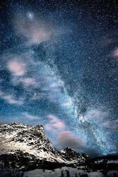 Milky Way by Stefan