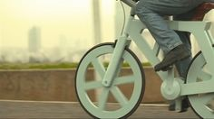 This Amazing Bicycle Is Made Entirely Out of Cardboard | PCWorld
