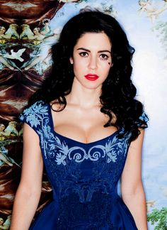 Marina Diamandis {of Marina  the Diamonds}