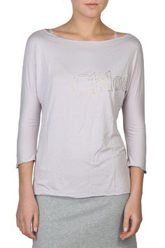Chloe Gray T-Shirt
