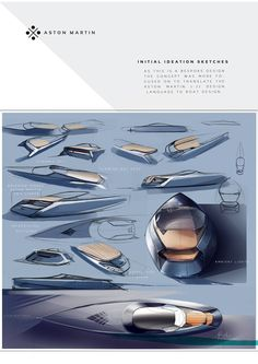 This project is a Developed portfolio concept model of existing AM 37 speed boat which I did during my internship where I worked briefly with Aston Martin.